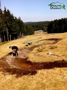 Bikepark-Oberhof-Working